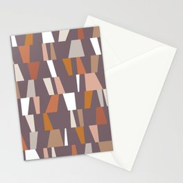 Neutral Geometric 04 Stationery Cards