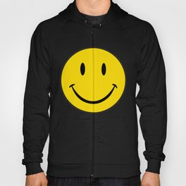 Smiley Happy Face Hoody