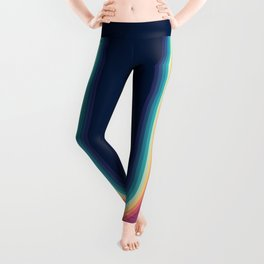Retro Smooth 001 Leggings