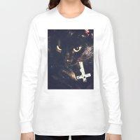 minion Long Sleeve T-shirts featuring Minion by LA CRISE