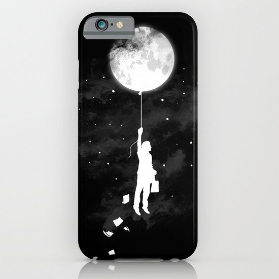 Midnight Traveler iPhone & iPod Case