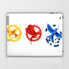 The H Games - Mockingjay Laptop & iPad Skin