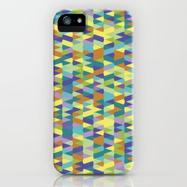 Pointy-Jardin colorway iPhone Case