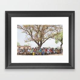 Women of Nyobok Framed Art Print