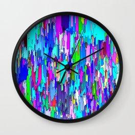 Zappy Maps A Wall Clock