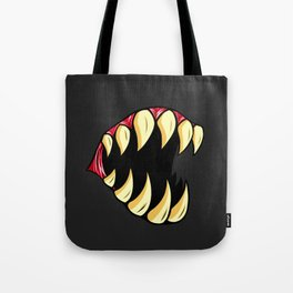 Chomps Tote Bag