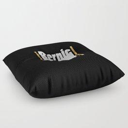 Bernie Sanders Floor Pillow