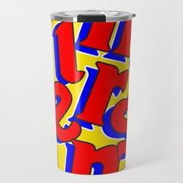 wow Travel Mug