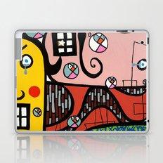 the UNCSCRUPULOUS NONSENSICAL IRREPRESSIBLY INFINITESIMAL INFESTATION of GREED Laptop & iPad Skin