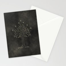 Lord of the Rings: Tree of Gondor Stationery Cards