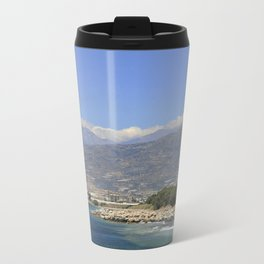 Crete, Greece 8 Travel Mug