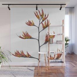 Palm Flower Wall Mural