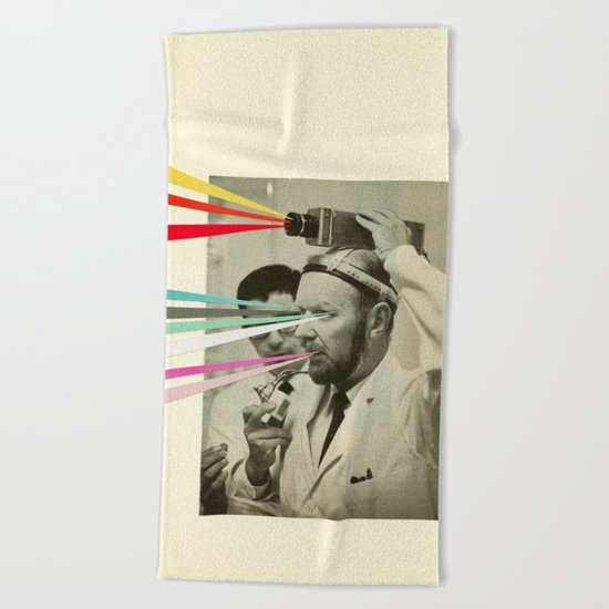 Communicator Beach Towel