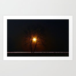 The Only Reason Art Print
