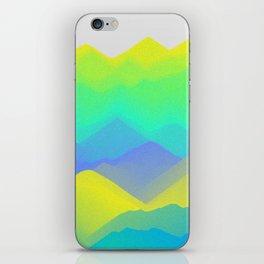 Mountain Adventures iPhone Skin