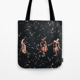 Dancing finale Tote Bag
