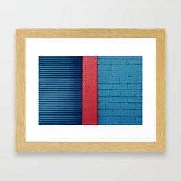 Primary Framed Art Print