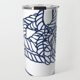 Knotical (WHITE) Travel Mug