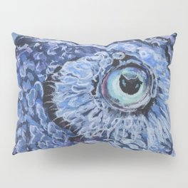 Owl At Twilight Pillow Sham