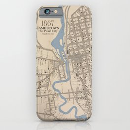 The Pearl City iPhone Case
