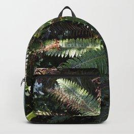 Tropical Rainforest Fern Backpack