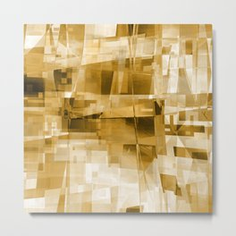 cliff dwelling Metal Print