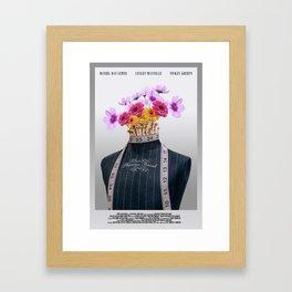 Phantom Thread Framed Art Print