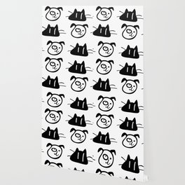 Love my pets Wallpaper
