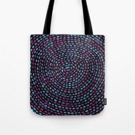 Circular Mosaic Tote Bag