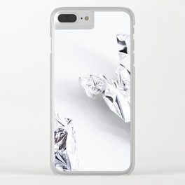 A Fake World Clear iPhone Case