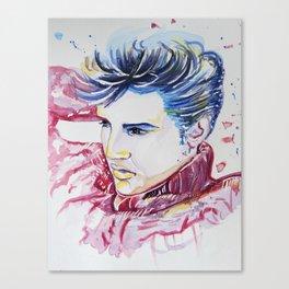 Chillin in Memphis Canvas Print