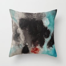 P A N G E A Throw Pillow