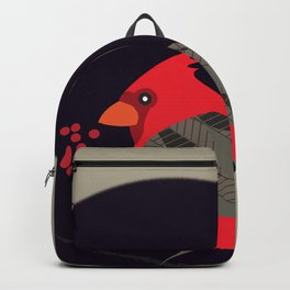 Cardinal Song Backpack