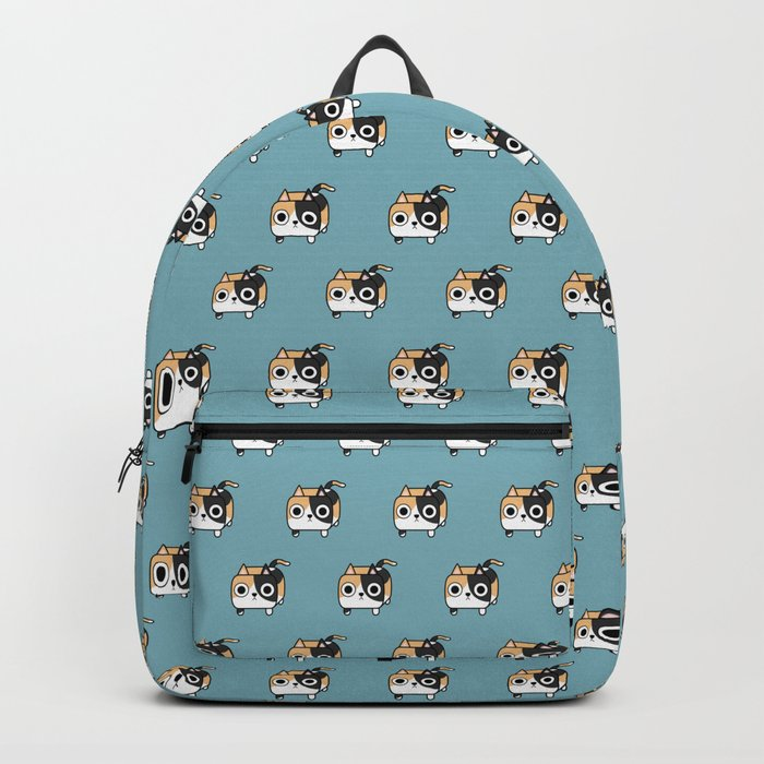 Cat Loaf - Calico Kitty Rucksack