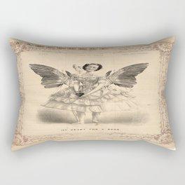 simpleness Rectangular Pillow