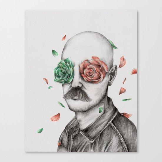 Disease Canvas Print