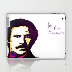 Ronnie B Laptop & iPad Skin