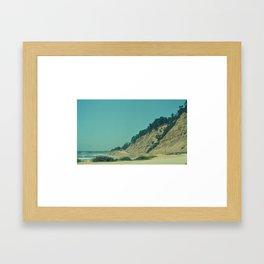 PacificFalling Framed Art Print