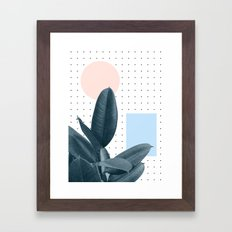 Wont waste another day Framed Art Print
