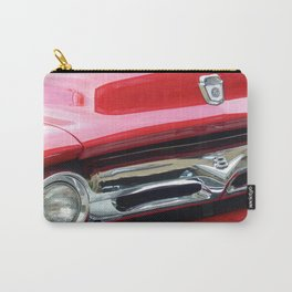 Cherry Red Ride Carry-All Pouch