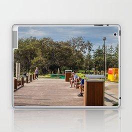 Broadbeach Boardwalk Laptop & iPad Skin