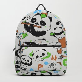 Panda Here Backpack