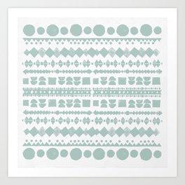 Geometry 6 X Art Print