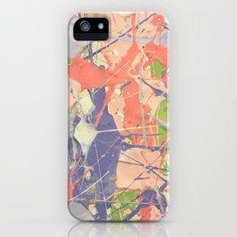 Miniature Original - lilac iPhone Case