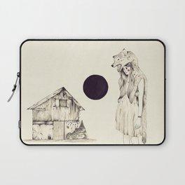 Mujer Loba Laptop Sleeve