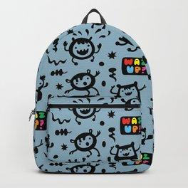 Waz Up? Backpack