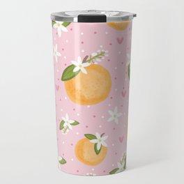 Orange Blossom Special Travel Mug