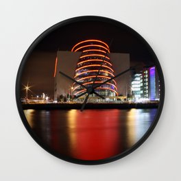 Dublin Convention Centre Wall Clock