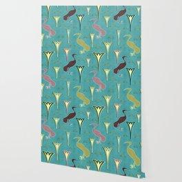 Ibis&Lotus Wallpaper