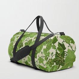 Winter Green Duffle Bag